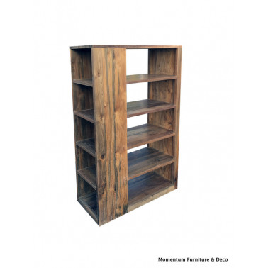 Modern rack with side storage
