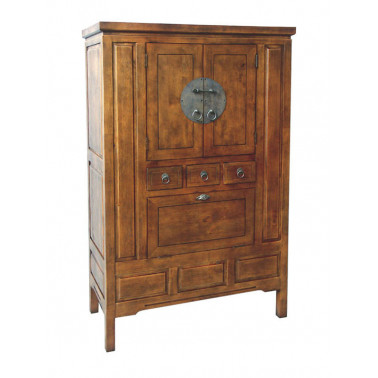 bar cabinet made in a Chinese style cabinet