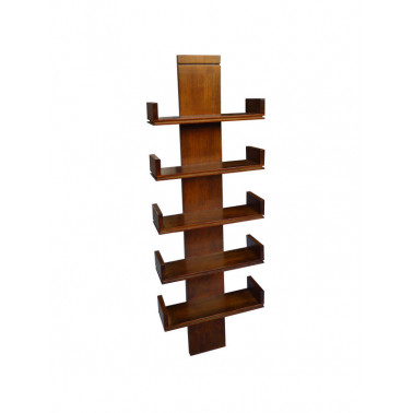 wall rack, cubic design
