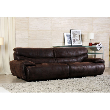 Collection of leather sofa