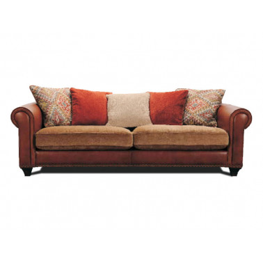 Collection of leather Sofas...