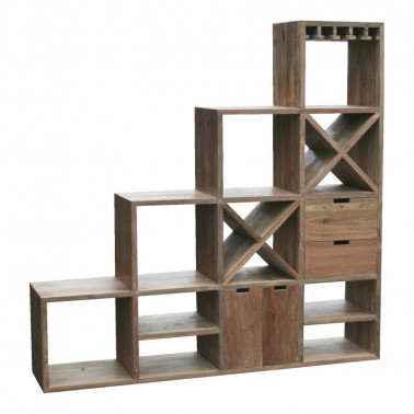 Cube Step Rack, double sided