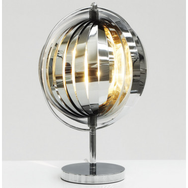 Table lamp Chrome
