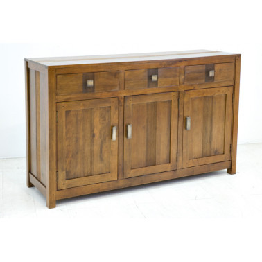 Sideboard with 3 doors and...