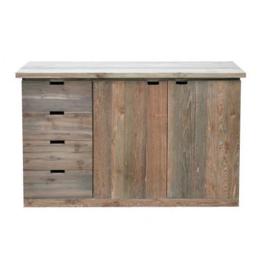 Sink cabinet, 2 doors, 4...