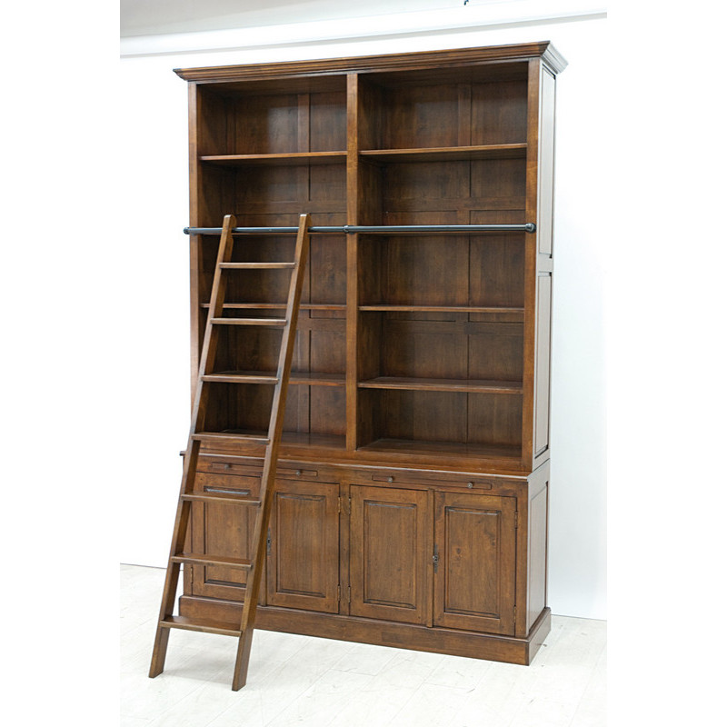 new style 6ce88 a3273 Bookshelf with Ladder