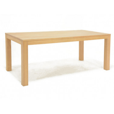 Cubic dining table, squared...