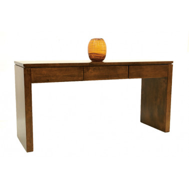 Console with 3 drawers,...