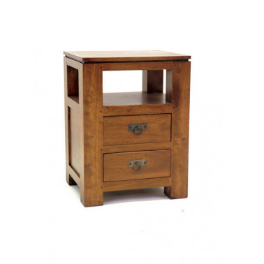 Nightstand with 2 drawers...