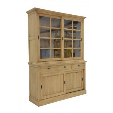 Glazed Sliding doors cabinet
