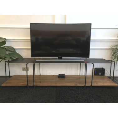 Minimalist Tv long table