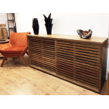 Sideboard with 2 sliding doors