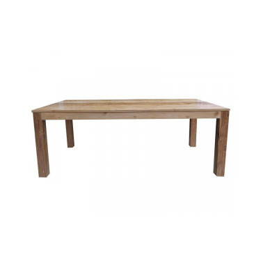 Cubic high dining table