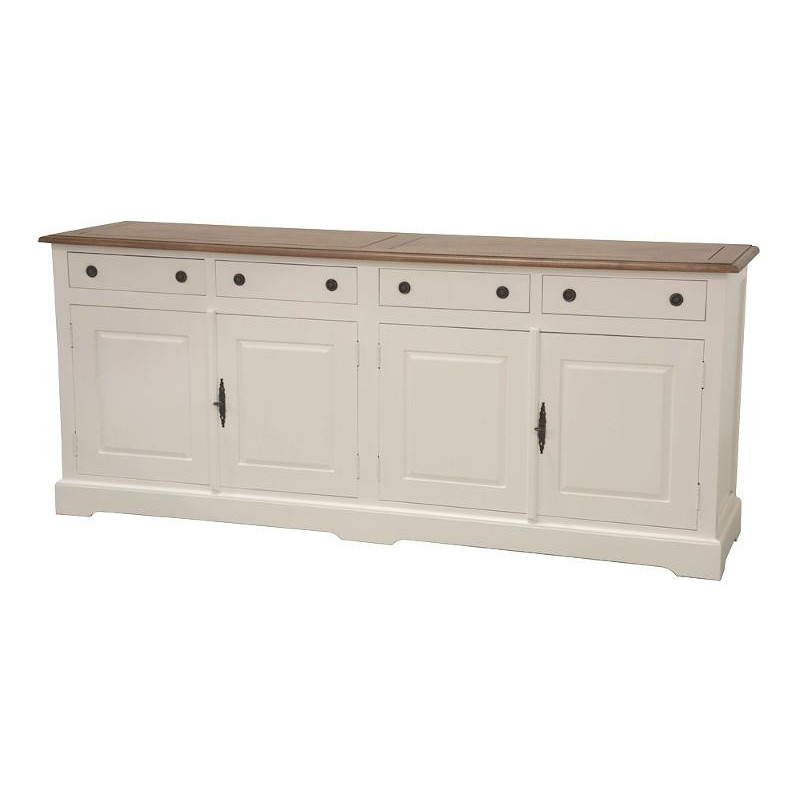Large sideboard 4 doors & 4 drawers