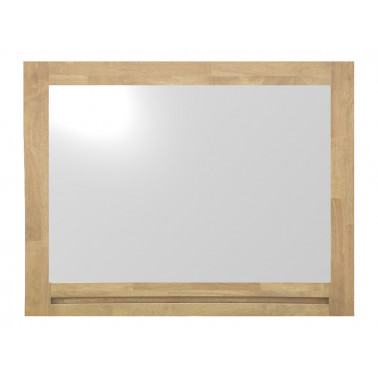 OSLO | Mirror with hevea frame