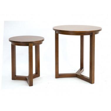 Round Side table, vintage...