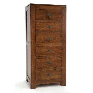 6 drawer storage cabinet