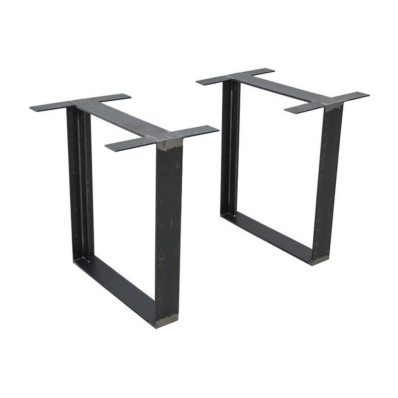 Set of dining table legs
