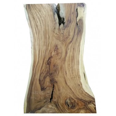 Acacia slab natural sides