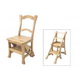 Folding chair / step ladder