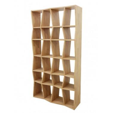 ZigZag Bookshelf (without back panel)