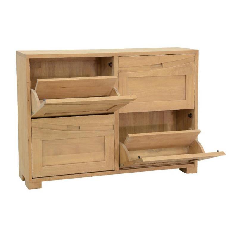 Shoes cabinet 4 doors