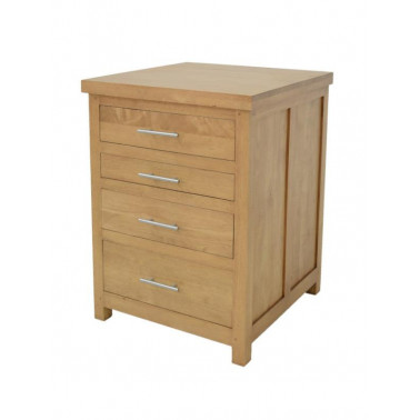 Kitchen cabinet 4 drawers (wooden worktop)