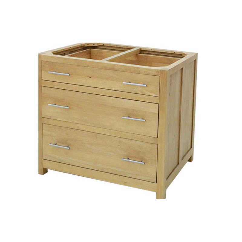 Kitchen cabinet 3 drawers (without worktop)