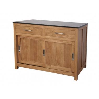 Kitchen under sink storage cabinet 2 doors