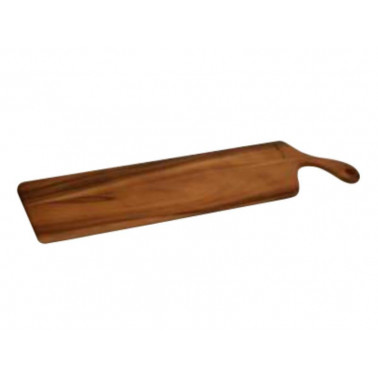 Cold cuts / cheese board crooked paddle