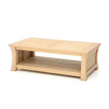 Convex coffee table