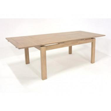 Table de salle à manger extensible   150 jusqu'à 230x90 cm