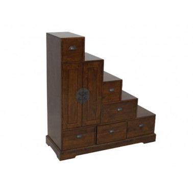 Chinese staircase cabinet 6...