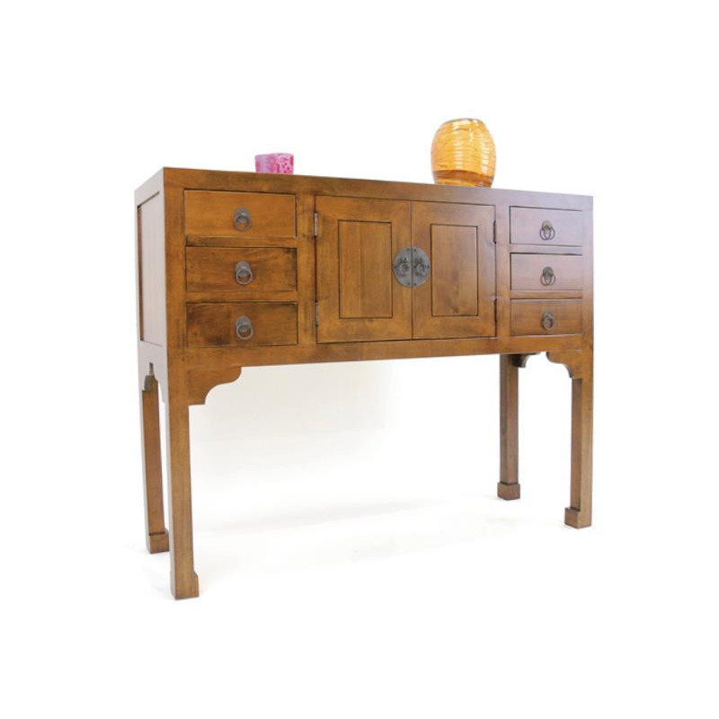 China   Console 6 drawers & 2 doors