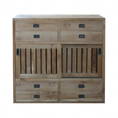 Cabinet 8 drawers