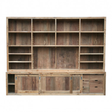 LABAIE | Bookshelf with 3...