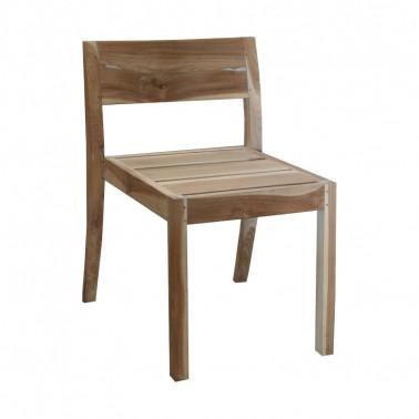 ANYAM | Teakhouten stoel
