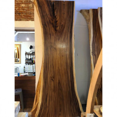 acacia slab 300X90X8CM