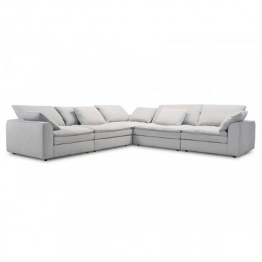 Collection of fabric sofas model PRIMAVERA (32830)