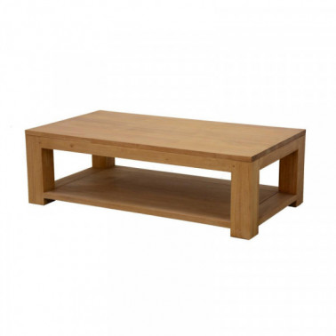 Contemporary coffee table 2 levels