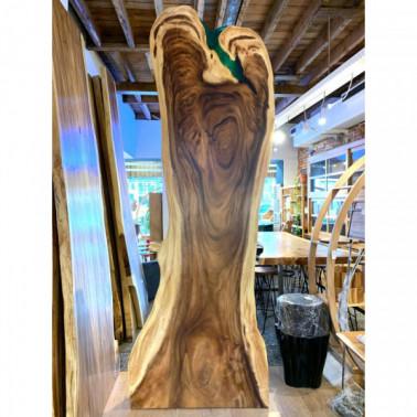 Acacia Slab 300 x 96_71_104 cm Resin