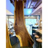 Acacia Slab 310 x 92_73_63 cm  Resin