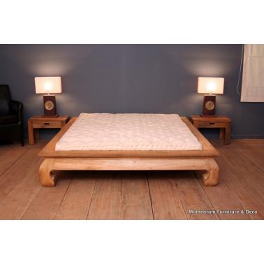 Bed opium flat, mattress...