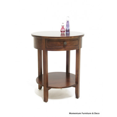 Pedestal table 1 drawer