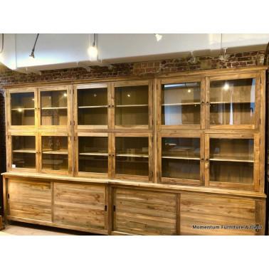LUNGO | Sliding doors cabinet