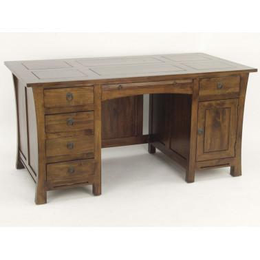 Desk 1 doors, 5 drawers, 1...