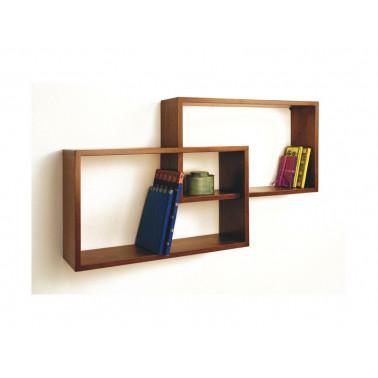 wandrek, kubusvormig design