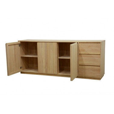 sideboard with 3 doors, 3...