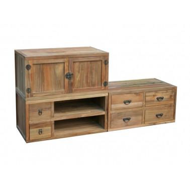 HUNTER | Set de 3 meubles...