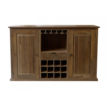 Bar counter cabinet